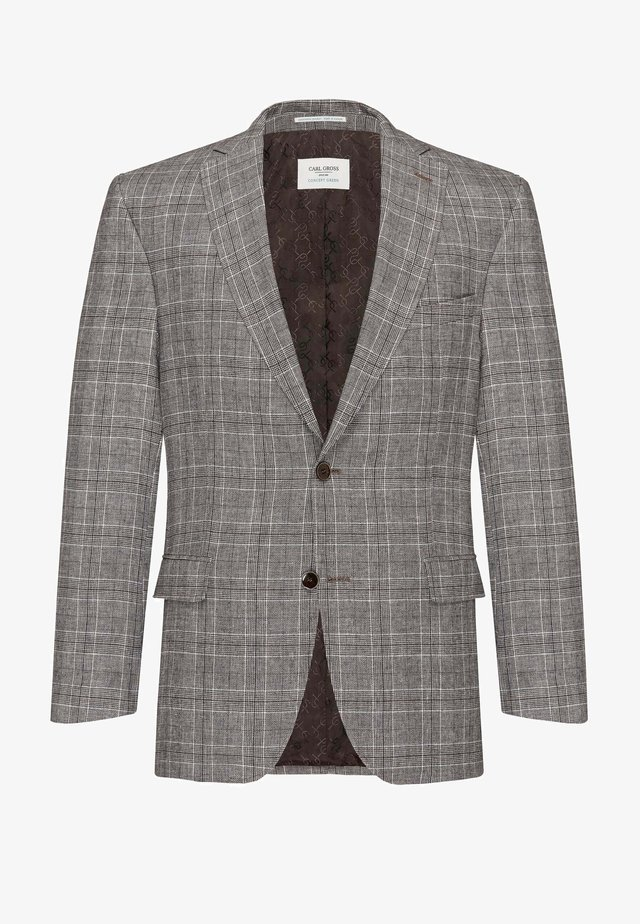 THEO - Blazer jacket - braun