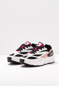 Fila - V94M - Sneaker low - white/black/quartz pink - 4
