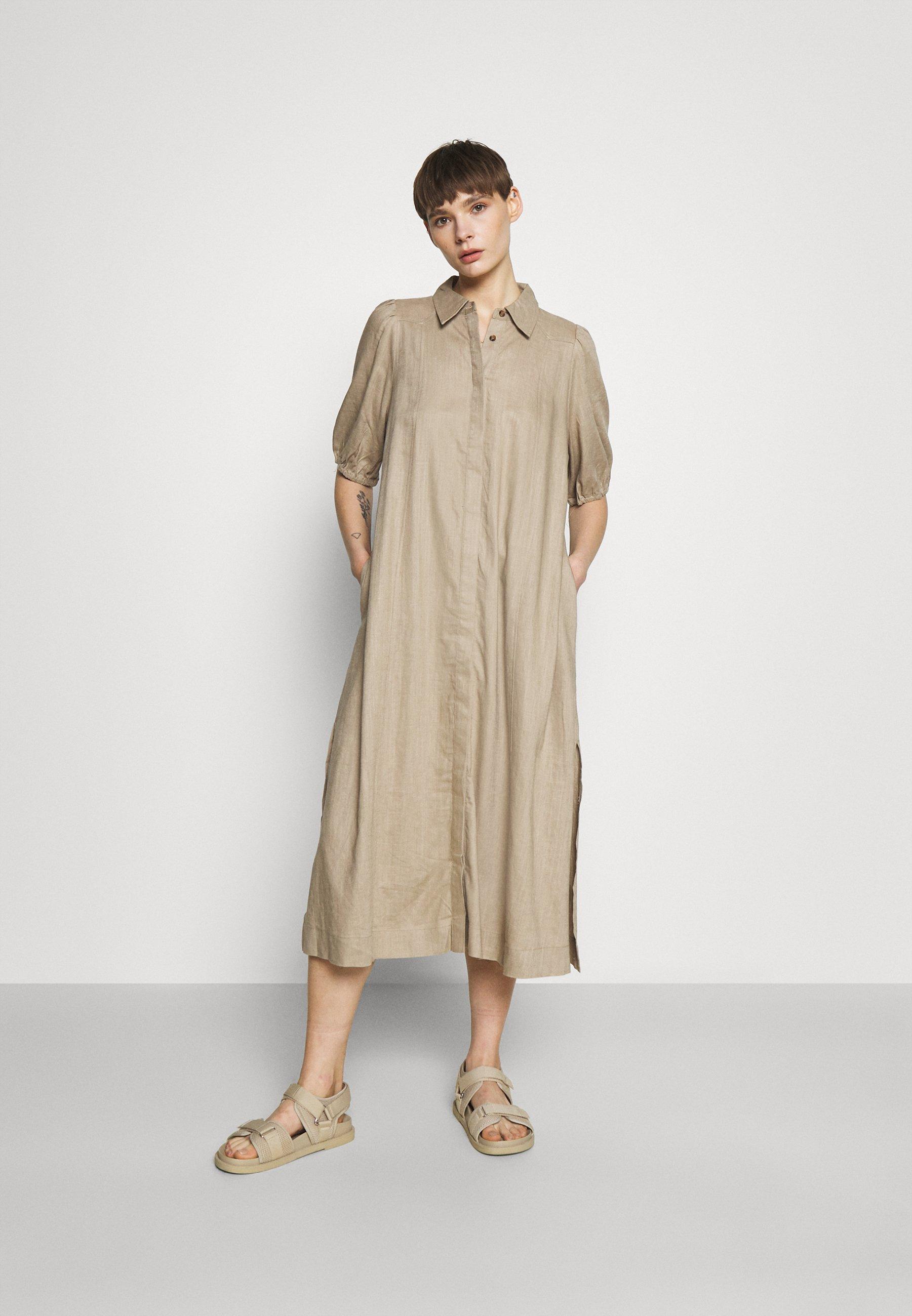 Women YASBECCA DRESS - Shirt dress