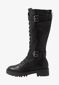 Refresh - Platform boots - black - 1