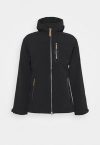 Icepeak - ALLENTON - Soft shell jacket - black - 4