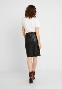 comma - Mini skirt - black - 2