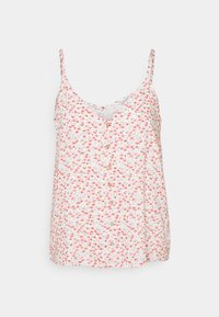 ONLY - ONLASTRID SINGLET - Top - ecru - 0