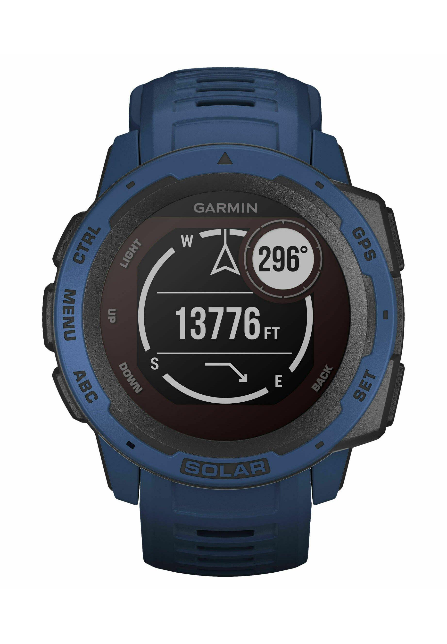 Herren INSTINCT SOLAR - Smartwatch
