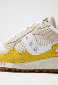 Saucony - SHADOW VINTAGE - Sneakers laag - yellow/tan/white - 2