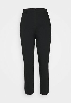 PCSANNA CURVE  - Trousers - black