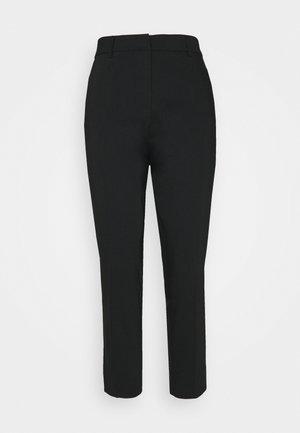 PCSANNA CURVE  - Pantalon classique - black