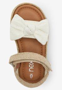 Next - Sandals - off-white - 2