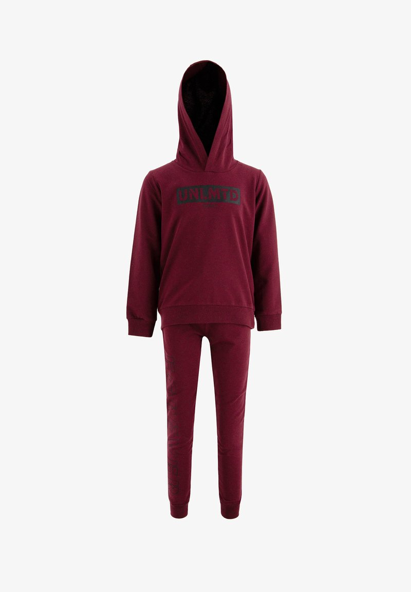 DeFacto - Tracksuit - red