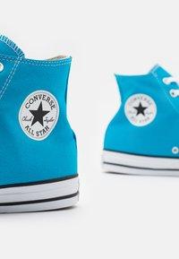 Converse - CHUCK TAYLOR ALL STAR - Höga sneakers - sail blue - 5