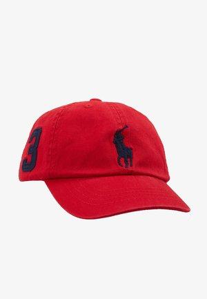 BIG APPAREL ACCESSORIES HAT - Kšiltovka - red
