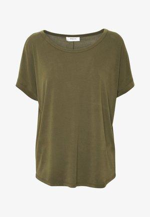 FENYA TEE - Basic T-shirt - grape leaf