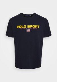 Polo Ralph Lauren Big & Tall - Print T-shirt - cruise navy - 0