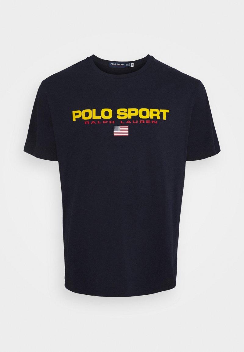 Polo Ralph Lauren Big & Tall - Print T-shirt - cruise navy