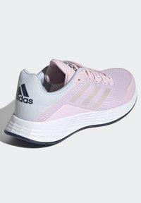 adidas Performance - DURAMO SL LAUFSCHUH - Laufschuh Neutral - pink - 3