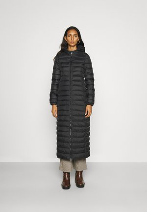 ONLNEWTAHOE X LONG COAT - Winter coat - black