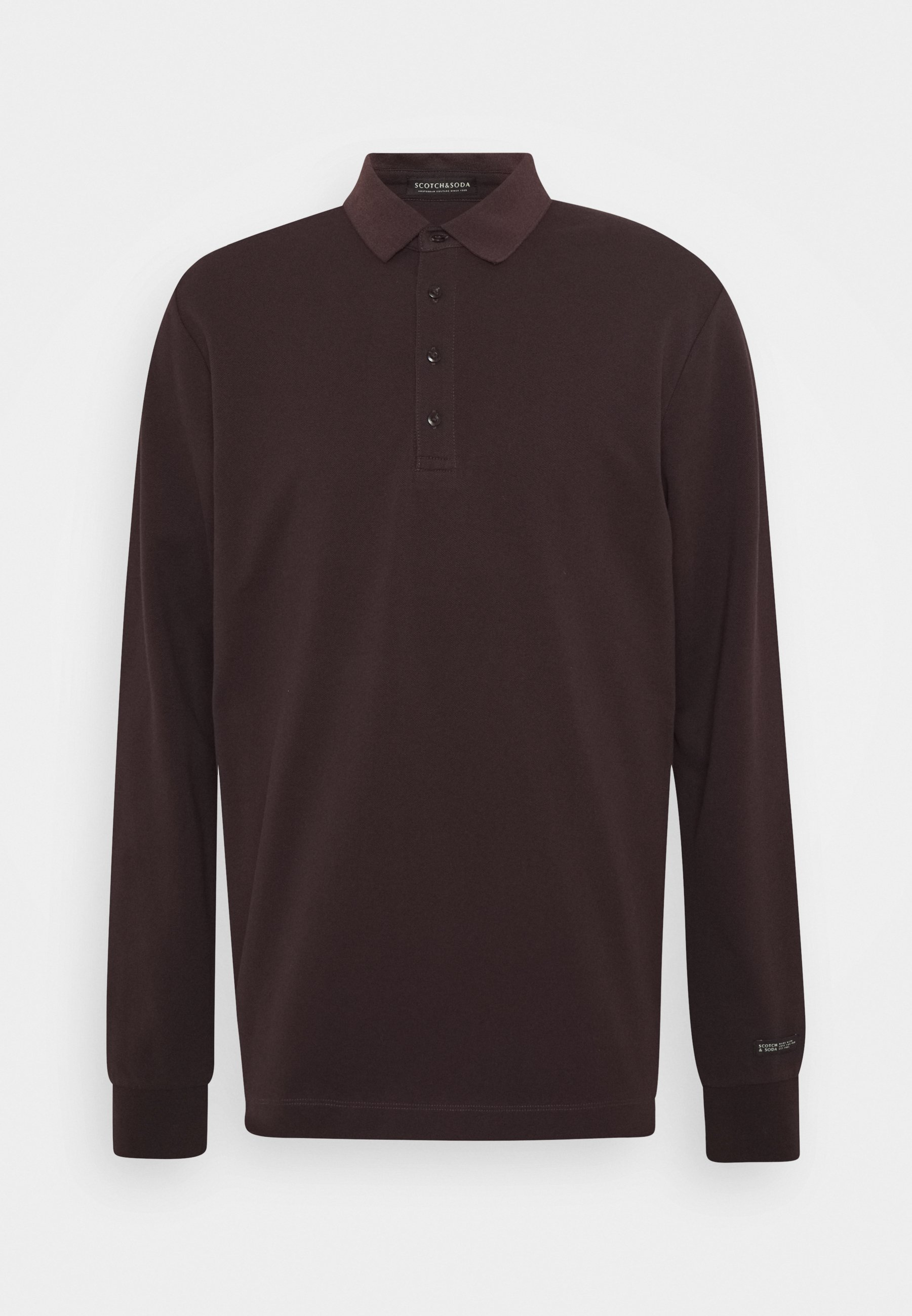 Men CHIC STRETCH LONGSLEEVE - Polo shirt