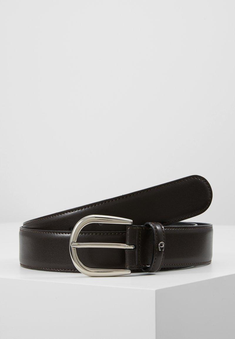 AIGNER - Belt - dark brown