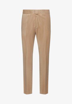 HOWARD - Anzughose - beige
