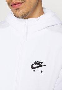 Nike Sportswear - HOODIE - Sweatjacke - white/photon dust/black - 6