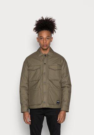 SAMSOE SAMSOE X GORET-TEX TONY JACKET - Light jacket - ivy green