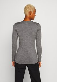 Icebreaker - Undershirt - gritstone heather - 2