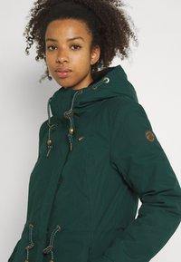 Ragwear - MONADIS - Winter coat - dark green - 3