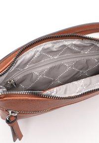 Tamaris - ALESSIA - Across body bag - cognac - 3