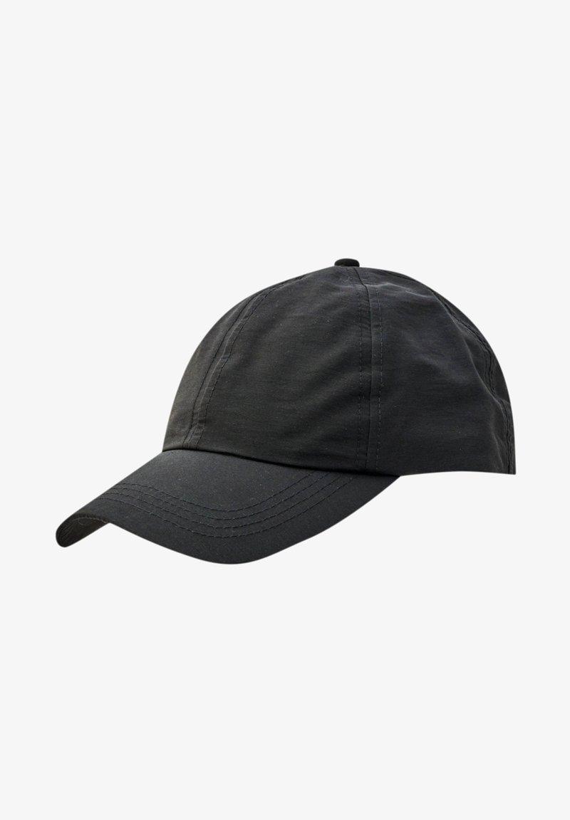 PULL&BEAR - Cap - black