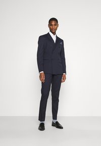 Selected Homme - SLHSLIM MAZELOGAN SUIT - Completo - navy - 0