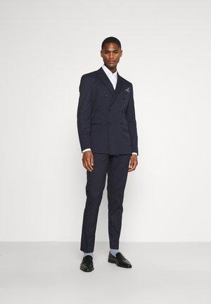 SLHSLIM MAZELOGAN SUIT - Suit - navy