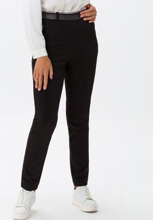 STYLE PAMINA FLEX - Trousers - black