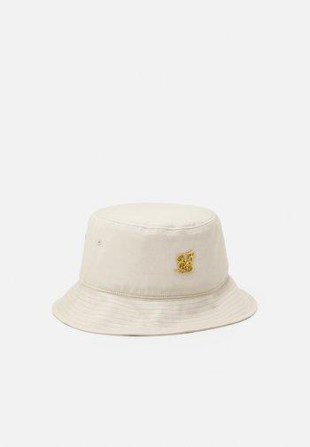 BUCKET HAT UNISEX - Hat - stone/gold