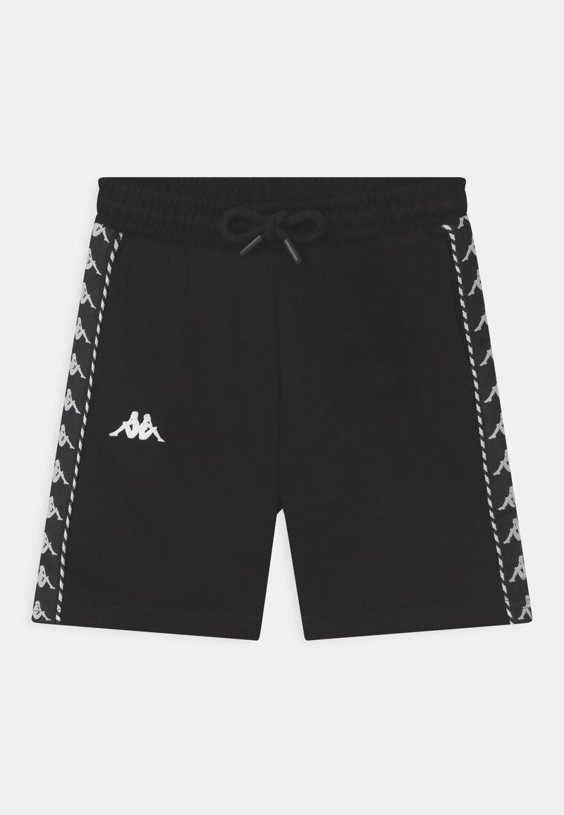Kappa - ITALO UNISEX - Sports shorts - caviar