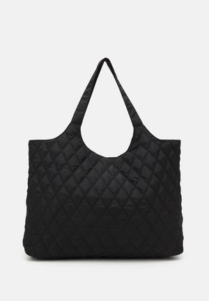 PCDOLLI WEEKEND BAG - Weekend bag - black