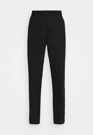 CLASSIC WORKPANT - Chino kalhoty - black