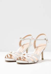Paradox London Wide Fit - WIDE FIT HAIGAR - Sandaletter - silver - 4