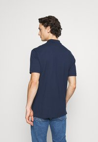 Tommy Jeans - BADGE - Polo shirt - twilight navy - 2
