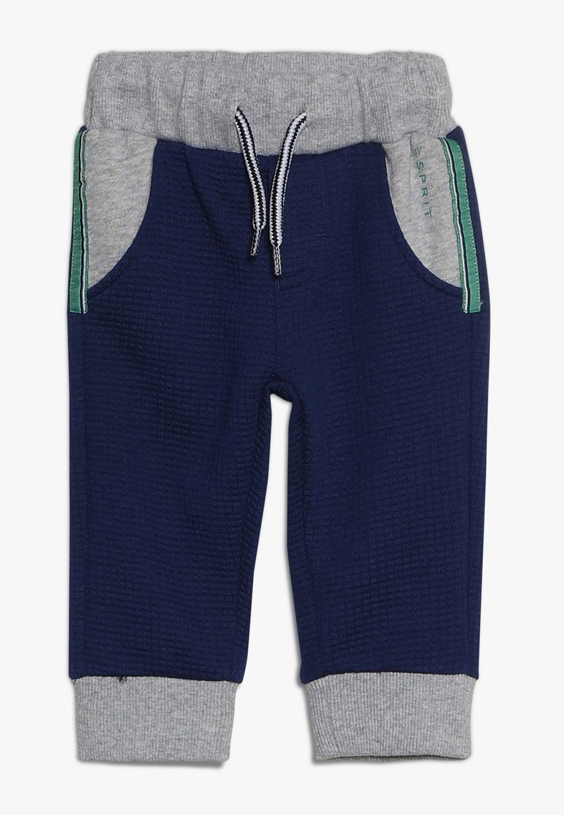 Esprit - PANT BABY - Jogginghose - marine blue