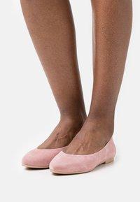 Anna Field - LEATHER - Ballet pumps - pink - 0