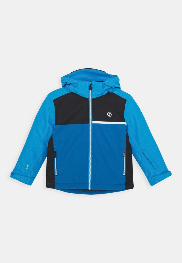 DEPEND JACKET - Ski jas - blue/black