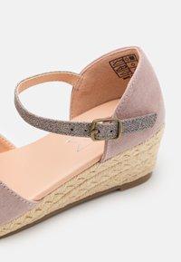 Friboo - Sandalias - light pink - 5