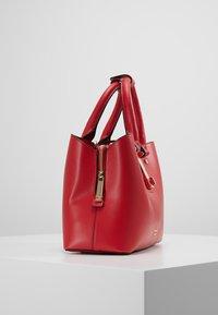 Dune London - DINIDIELLA - Handbag - red plain - 3