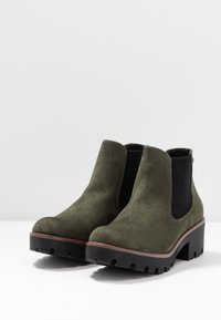 Rieker - Ankle boots - tanne - 4