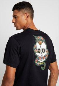Element - ABYSS  - Print T-shirt - flint black - 5