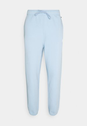 TRACKPANTS - Tracksuit bottoms - dream blue