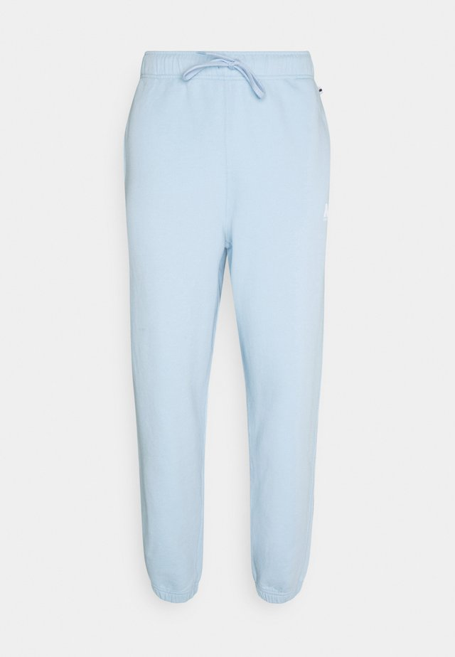 TRACKPANTS - Verryttelyhousut - dream blue