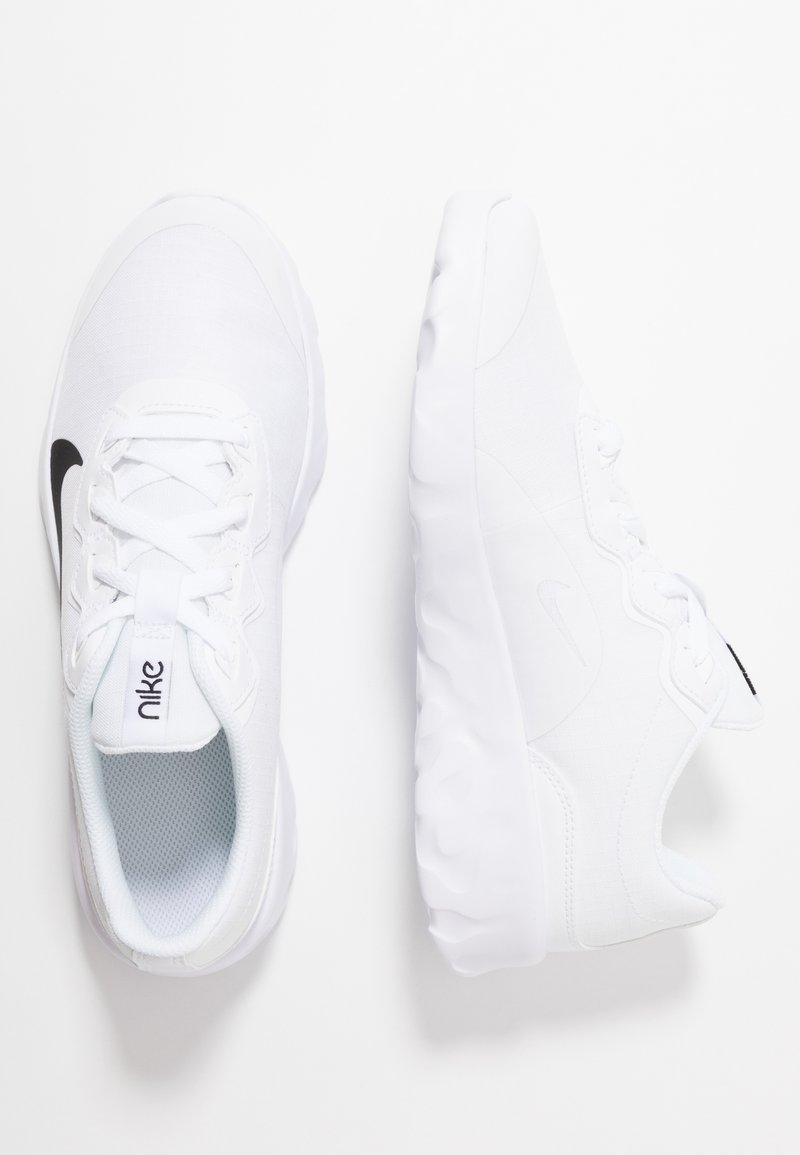 Nike Sportswear - EXPLORE STRADA - Trainers - summit white/black