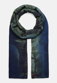 Desigual - FOUL SUNSET - Scarf - blue - 0