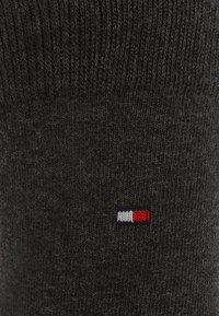 Tommy Hilfiger - MEN SOCK CLASSIC 2 PACK - Skarpety - anthracite melange - 1